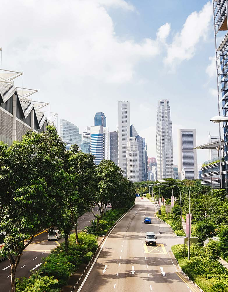 Tomorrow's cities will be vast. Can the drive for sustainability keep pace with their growth?